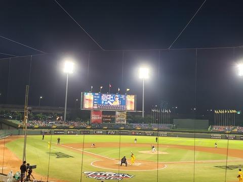 【球春到来】2020年-台湾プロ野球が世界最速のシーズン開幕
