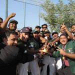 野球発展に情熱を注ぐパキスタン