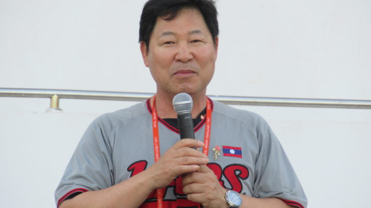 KBO三冠王・野球恩返しの道