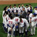 花開いた台湾女子野球