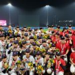 女子野球日本代表2021 始動