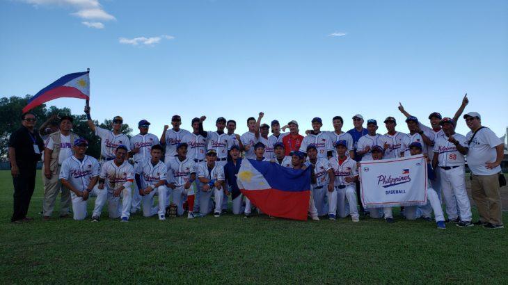 復活と挑戦のフィリピン野球
